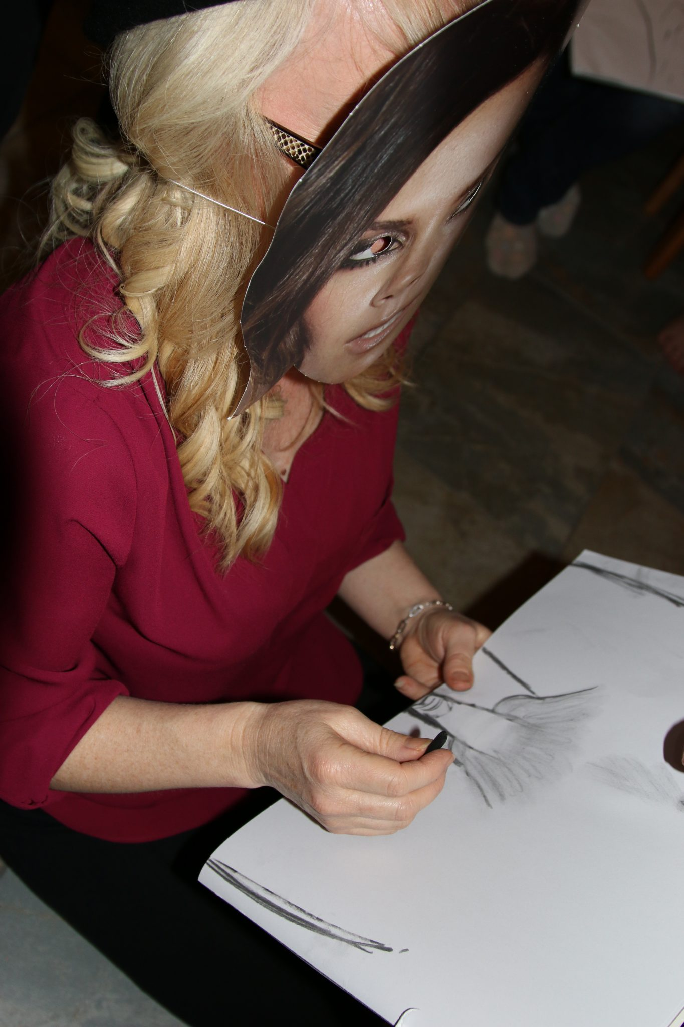 All your hen life drawing questions answered!