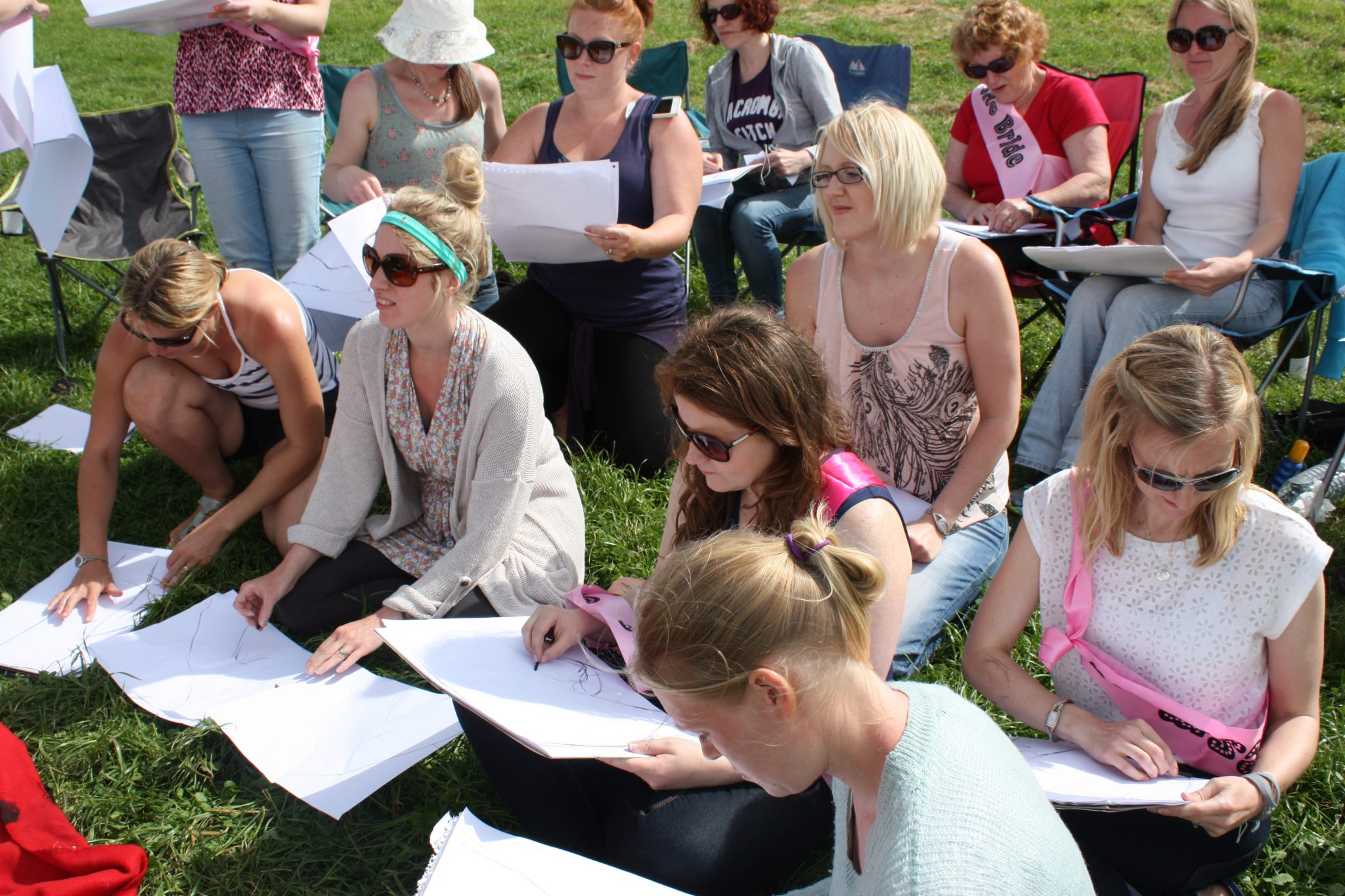 Choosing a life drawing activity for your Hen Party