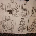hen party drawings