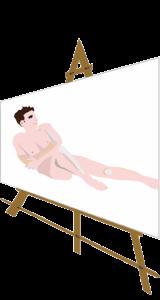 Bath drawing