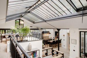 Paris loft apartment